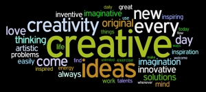 creative words